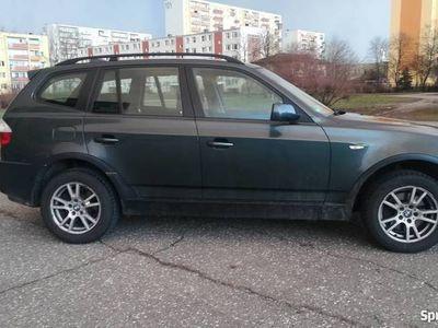 używany BMW X3 2.0d - 2006r - serwis- X-DRIVE -1 własc.- bogata wers