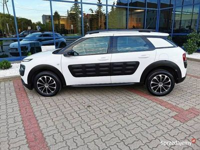 używany Citroën C4 Cactus C4 Cactus I 1,2 benzyna 110KM z polskiego Salonu