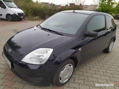 używany Ford Fiesta 1.3 z Niemiec