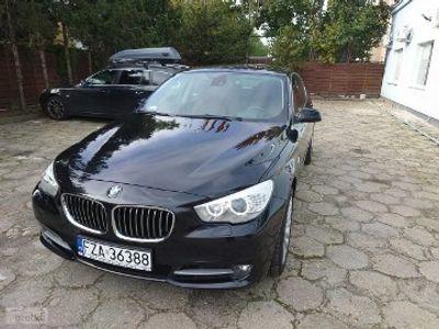 używany BMW 530 SERIA 5 5GT d xDrive Head up 2012r Kamera Salon Polska