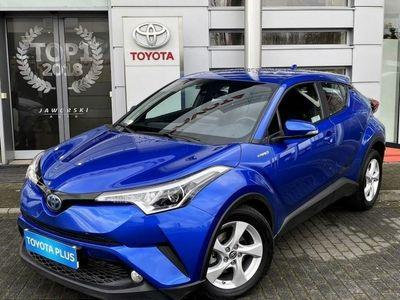 używany Toyota C-HR 1.8dm 122KM 2018r. 10 621km