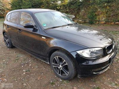 używany BMW 116 SERIA 1 i 2007r