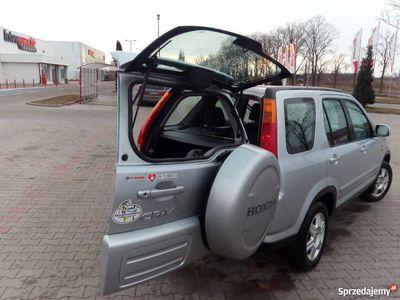 używany Honda CR-V 2.0 150KM 4x4