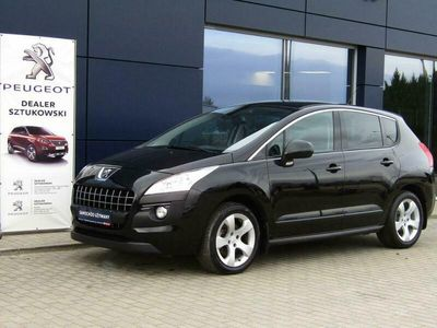 używany Peugeot 3008 I 2.0 HDi 163KM Premium Automat Gwarancja Dealer