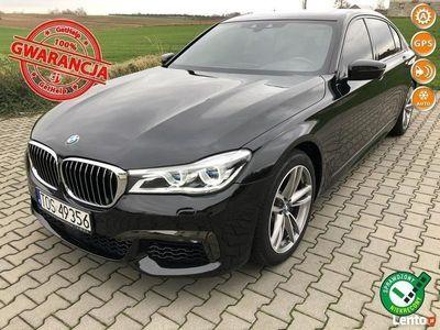 używany BMW 750 4.4dm 450KM 2016r. 23 000km