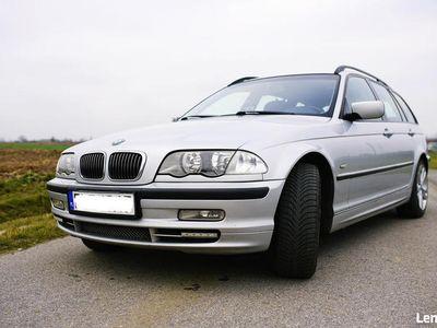 używany BMW 330 E46 xi radość z jazdy w małych pieniądzach :)