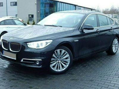 używany BMW 333 seria 5 2dm 183KM 2014r. 14 km