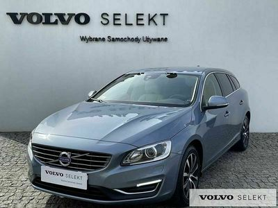 używany Volvo V60 D4 Drive-E Summum