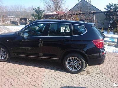 używany BMW X3 2012r F25