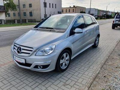 używany Mercedes B200 Klasa B W245benz.,Grzane fotele,Czujniki,Panorama,Xenon