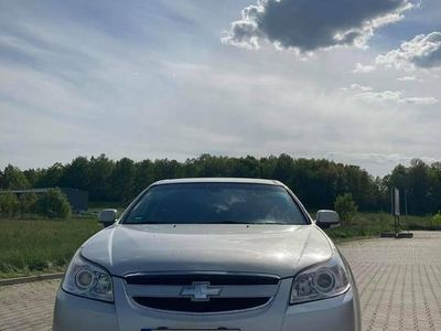 używany Chevrolet Epica 2.0i 144KM org.140 t.km Skoda Superb