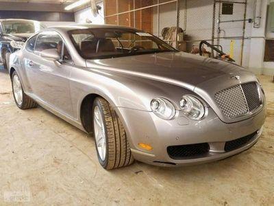 używany Bentley Continental GT Continental I [GT]V12 6.0 benz. 560KM W12 autom. AWD 2005