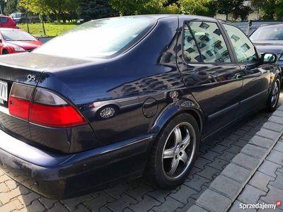 używany Saab 9-5 Aero 230KM automat sedan LPG