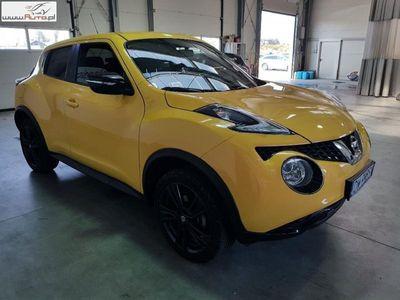 używany Nissan Juke Juke 1.2dm3 115KM 2017r. 16 381km 14-,1.2 DIG-T Acenta EU6