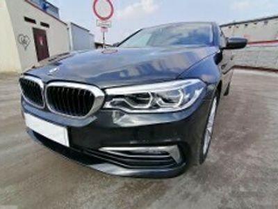 używany BMW 520 SERIA 5 VII (F90) D 190KM LUXURY-LINE - Bogata wersja .