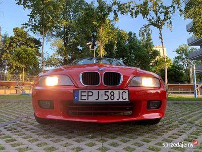 używany BMW Z3 1.8IS Hellrot
