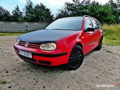 używany VW Golf IV 1.6 SR 8V 102*Klima*Prosta Wersja*Na dojazdy*Dobry Stan*OKAZJA*TANIO!! IV (1997-2003)
