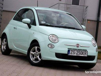używany Fiat 500 1.2i 69KM / Klima / Salon Polska / Super stan / ROK GWARANCJI !!!