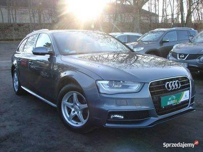 używany Audi A4 2dm 150KM 2015r. 223 000km