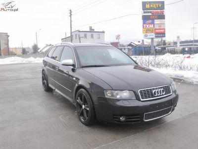 gebraucht Audi S4 4.2dm3 344KM 2004r. 222 798km 4.2 - 344ps/klimatronik/ zwrot po kradzieży!!! - grupa icd kęty !