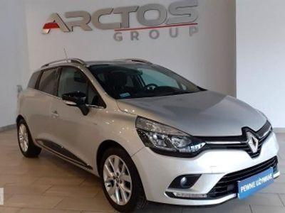 używany Renault Clio IV 1.2 Enegry TCe Limited 2018 1wł salon PL Gwarancja f vat 23% 117 tys