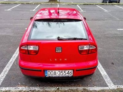 używany Seat Leon 2000 1.6 SR + LPG