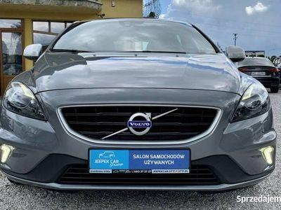 używany Volvo V40 2dm 150KM 2015r. 160 000km