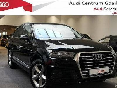 używany Audi Q7 3.0TDI | 232KM |Alcantara | Sline | Salon PL | Kamera |4 strefy