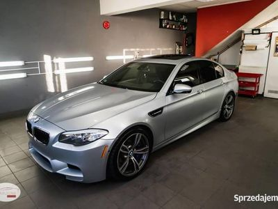 używany BMW M5 560km F10 **MANUAL** 50tys km Możliwa Zamiana