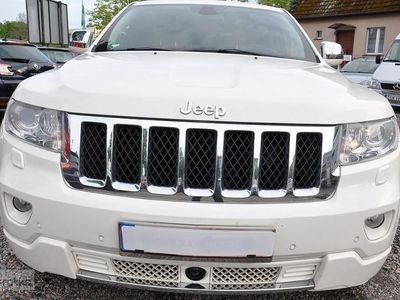 brugt Jeep Grand Cherokee IV [WK2] 4X4*OVERLAND*Panorama*DVD*radar*ventyle*Gwarancja*