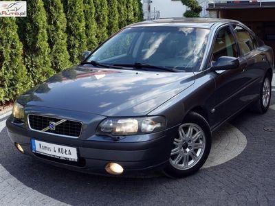 używany Volvo S60 2.4dm3 140KM 2003r. 236 000km 2.4 140KM - Super Stan - Auto z GWARANCJĄ