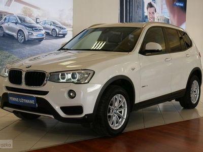 używany BMW X3 2dm 190KM 2016r. 84 934km