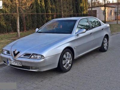 używany Alfa Romeo 166 2.4dm 136KM 2000r. 342 000km