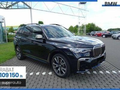 używany BMW X7 3.0 M50d (400KM) | + Reflektory Laserowe + Executive Drive Pro
