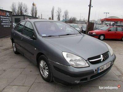 używany Citroën C5 2dm 109KM 2003r. 233 000km