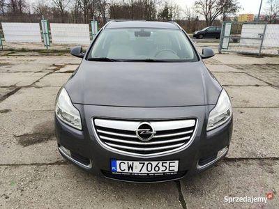 używany Opel Insignia 2,0cdti Zarejestrowany Gwarancja 12M