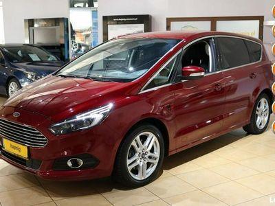 używany Ford S-MAX 2dm 180KM 2016r. 127 000km