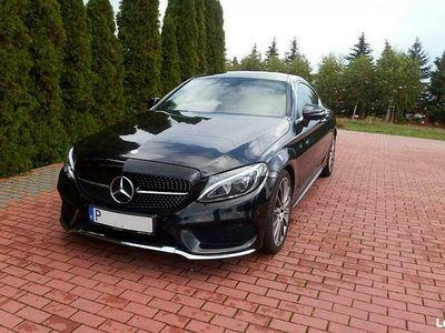 używany Mercedes C220 Klasa C W205Coupe AMG Panorama Full LED Navi