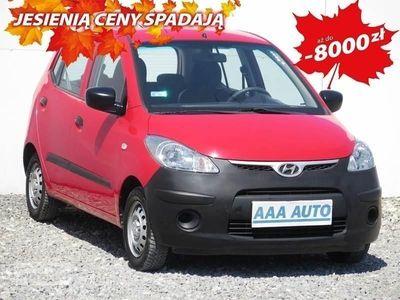 używany Hyundai i10  Salon Polska, Serwis ASO, Przejechał tylko 46636 KM,