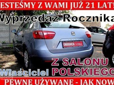 używany Seat Ibiza V Pierwszy Właściciel auto od Polskiego Dealera-Pewne bo niesprowadza