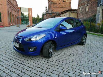 używany Mazda 2 1.5 103 KM 2009 r Sport