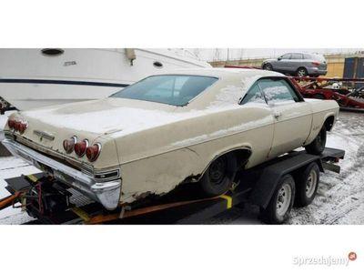 używany Chevrolet Impala SS 1965 COUPE ORYGINAŁ SUPER SS
