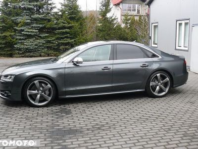 używany Audi S8 Matrix LED 100% Full FV23% 4.0 Matrix LED 100% Full FV23%
