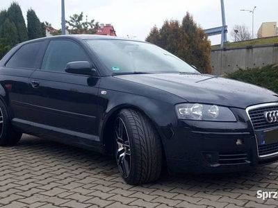 używany Audi A3 8p 1.9
