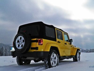 used Jeep Wrangler III