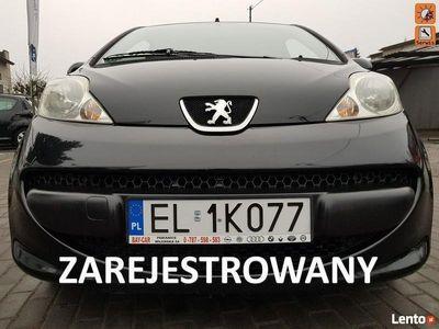 używany Peugeot 107 1.0 69 KM Klimatyzacja Prywatnie Zarejestrowany Śliczny Zapraszamy !, Pabianice