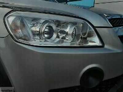 używany Chevrolet Captiva I 2.0CRDI 150 Km Lift Gwarancja Serwis Jak Nowa Okazja Bezwypadko