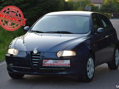 używany Alfa Romeo 147 1.6 16v 105KM 2003r. 5d Skóra Climatronic Polecam