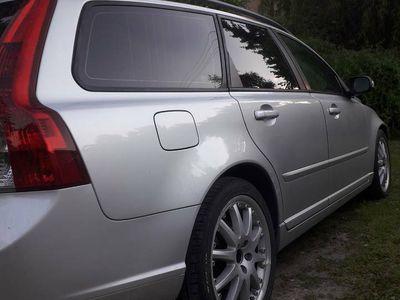 używany Volvo V50 2.0D 136KM ważne opłaty gotowy do jazdy bez wkładu