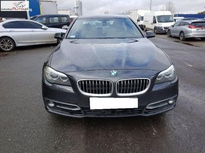 gebraucht BMW 520 seria 5 2dm3 190KM 2016r. 80 640km d Automat, FV 23%, Gwarancja!!